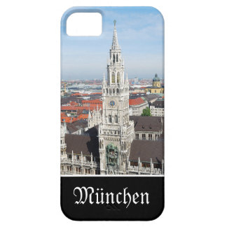 Munich, Alemania iPhone 5 Protectores