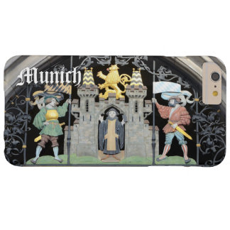 Munich, Alemania Funda Barely There iPhone 6 Plus