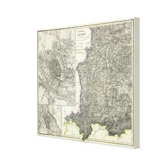 Munich, Augsburg, Bavaria Canvas Prints