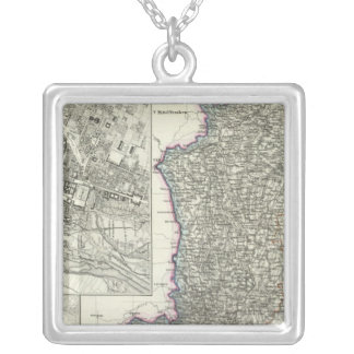 Munich, Augsburg, Bavaria Silver Plated Necklace