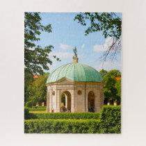 Munich Bavaria Germany. Jigsaw Puzzle