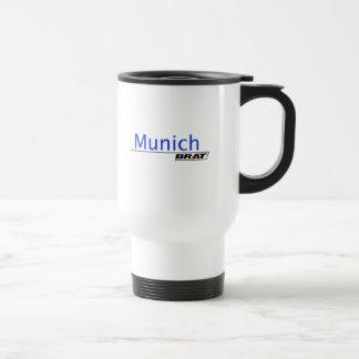Munich Brat -A001 Travel Mug