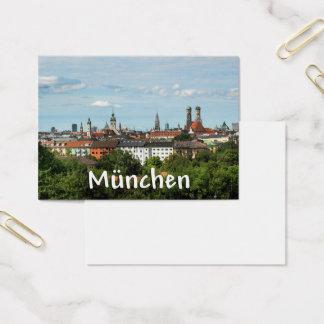 Munich Business Card