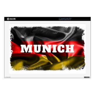 Munich Calcomanía Para Portátil