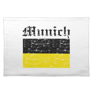 Munich City Designs Cloth Placemat