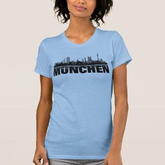 Munich city of skyline - TShirt/sweaters T-Shirt