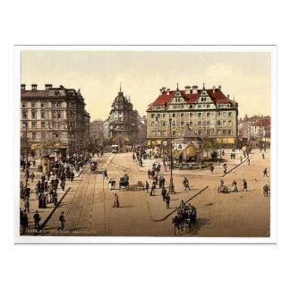 Munich del Carlsthor (es decir Karlstor) hacia Tarjetas Postales