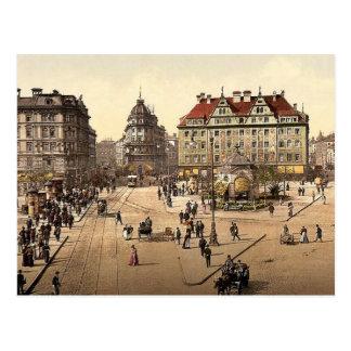 Munich del Carlsthor (es decir Karlstor) hacia Postales