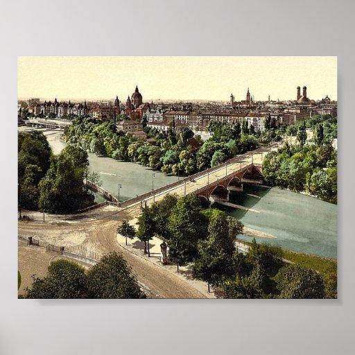 Munich del Maximilianeum, Baviera, Alemania VI Impresiones