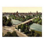 Munich del Maximilianeum, Baviera, Alemania VI Postales