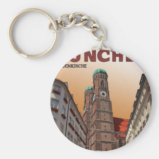 Munich - Frauenkirche Llaveros Personalizados