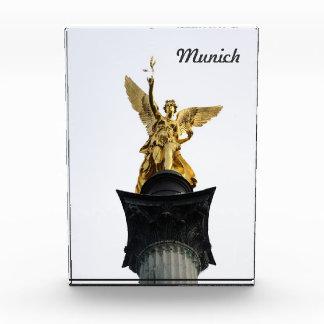 Munich, Germany Acrylic Award