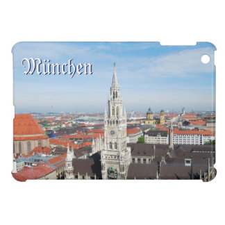 Munich, Germany Cover For The iPad Mini