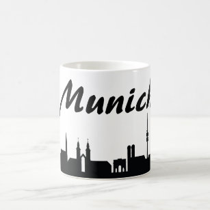 Munich, Germany Landmark Gift Mug