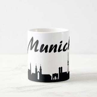 Munich, Germany Landmark Gift Mug