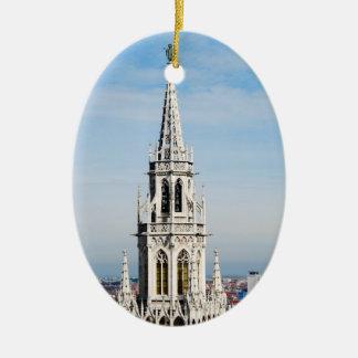 Munich, Germany Christmas Ornament