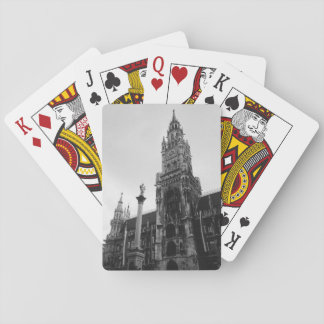 MUNICH GERMANY PLAYING CARDS