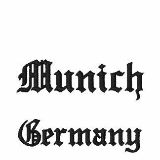 Munich Germany Polo Shirt