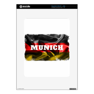 Munich iPad Skins