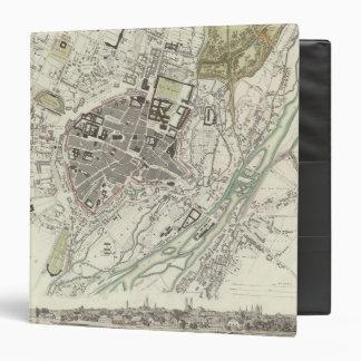 Munich Muenchen Vinyl Binder