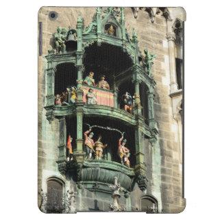 munich neues rathaus glockenspiel cover for iPad air