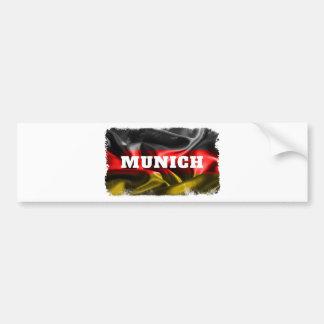Munich Pegatina Para Auto