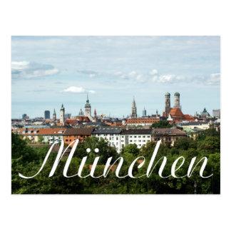 Munich Postcard