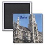 Munich Rathaus Magnets