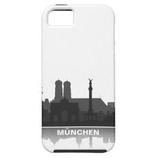 Munich skyline iPhone 5 sleeve/Case iPhone 5 Case