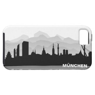 Munich skyline iPhone 5 sleeve/Case iPhone 5 Cases