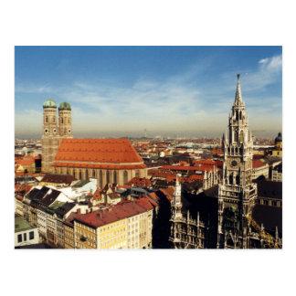 Munich Postales