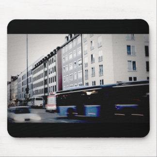 Munich Traffic Mousepad