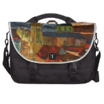 Munich With Alps Panorama Bags For Laptop