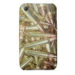 Munición de AR 15 de las balas Case-Mate iPhone 3 Cobertura