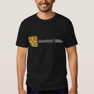 Municipal Utilities T Shirt