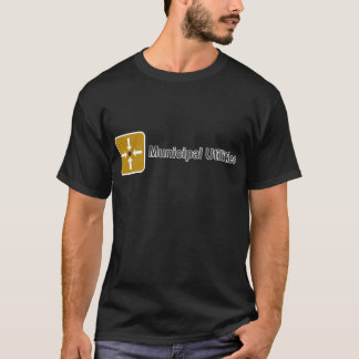 Municipal Utilities T-Shirt