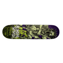 Municipal Waste - Massive Aggressive Skateboard
