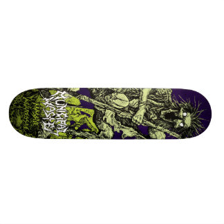 Municipal Waste - Massive Aggressive Skateboard