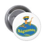 Municipio de Báguanos. Pinback Buttons