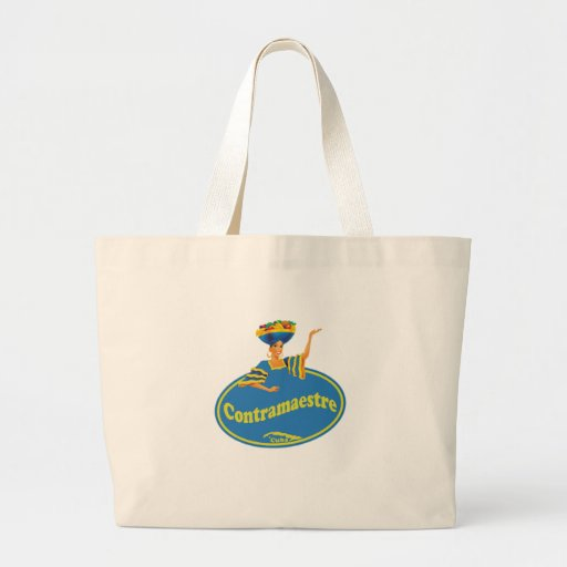 Municipio de Contramaestre. Jumbo Tote Bag