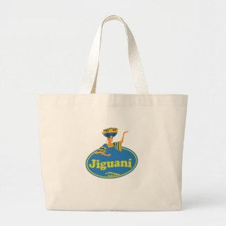 Municipio de Jiguaní. Large Tote Bag