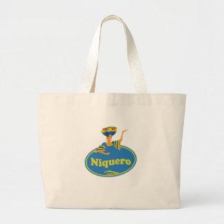 Municipio de Niquero. Large Tote Bag