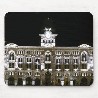 Municipio, Palazza Communale, Piazza dell`Unita d` Mouse Pad