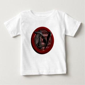 Munin and Hugin Baby T-Shirt