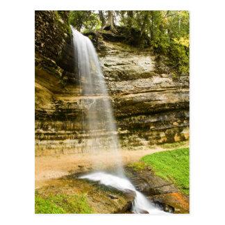 Munising Falls Postcard