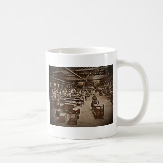 Munitions Box Factory Women Coffee Mug