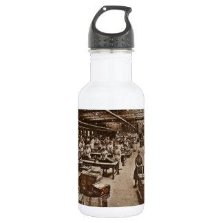 Munitions Box Factory Women Water Bottle