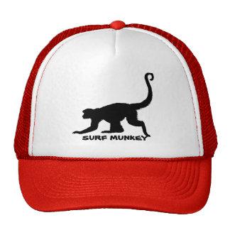 Munkey Silhouette Trucker Hat