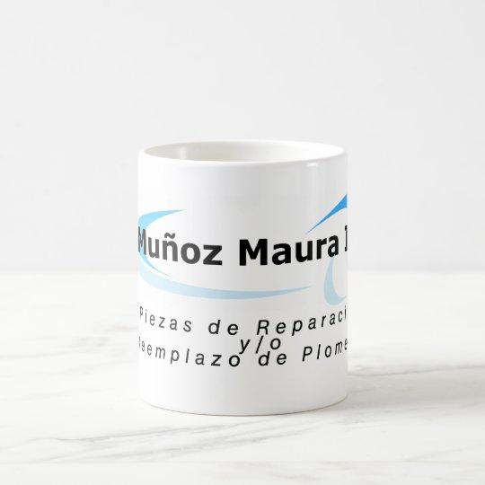 Muñoz-Maura, Inc. Taza De Café
