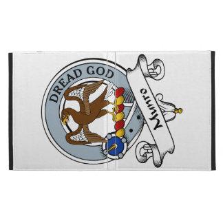 Munro Clan Badge iPad Folio Covers